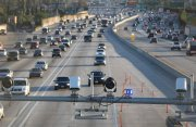 Traffic Congestion in LA; Toll Lanes