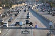 Traffic Congestion in LA; Toll Lanes