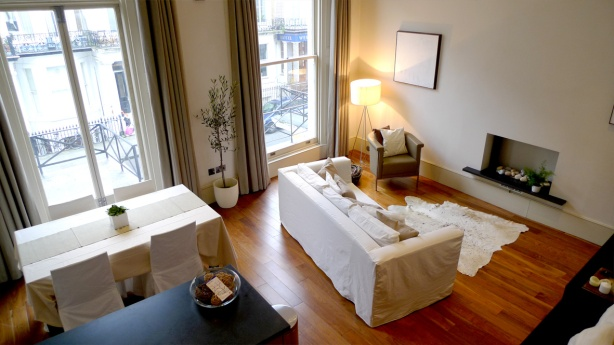 London Roomorama property