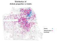 Airbnb Spreads Like Wildfire; Hotels Panic